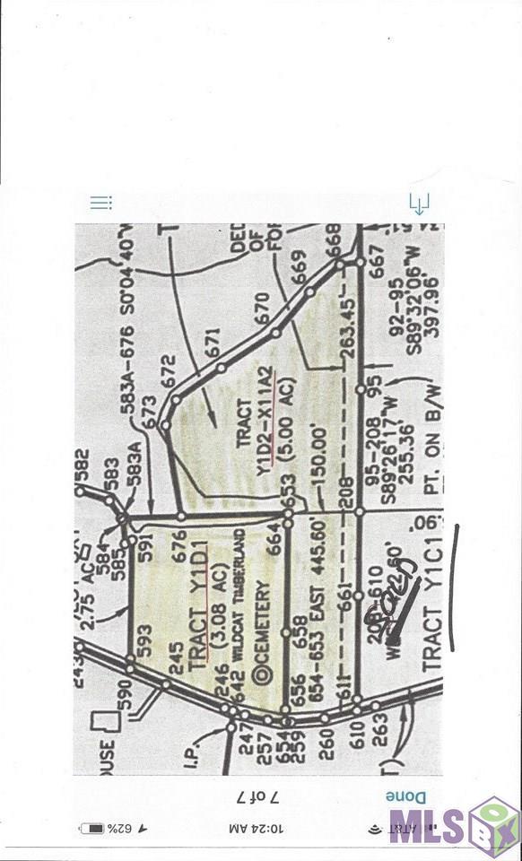Y1D1 NESOM RD, Clinton, LA 70722