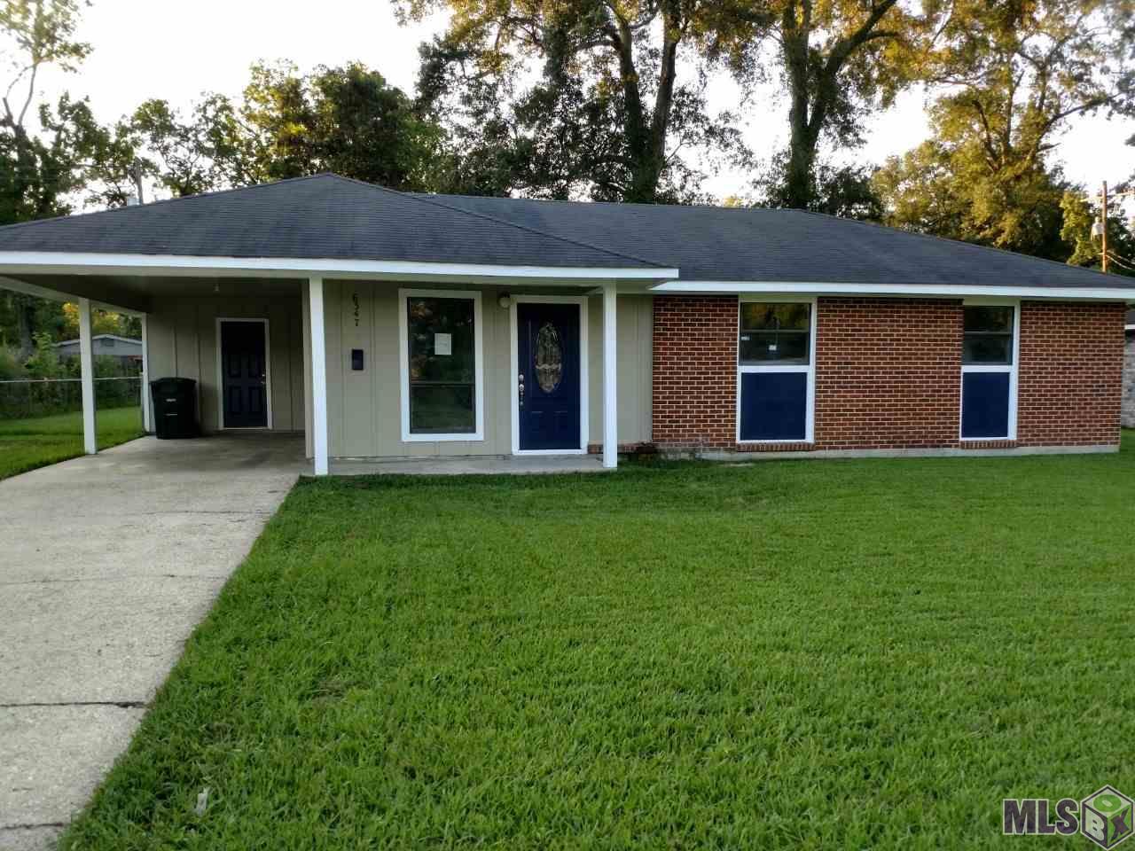 6347 BLUE GRASS DR, Baton Rouge, LA 70812