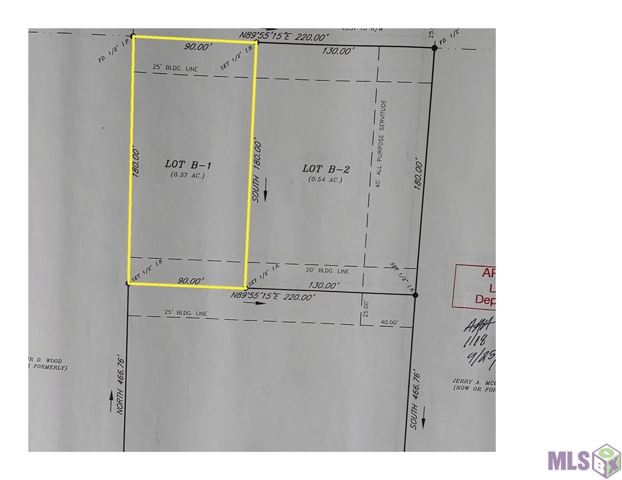14362 PINE PARK DR B-1, Walker, LA 70785