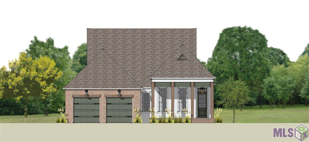 This beautiful new, upscale subdivision in Central is nestled behind a breathtaking entrance of hundred year old live oak trees.  Follow the boulevard to find a large community pond featuring a quaint pavilion perfect an evening stroll.  Each home is custom designed for the owners.  Gafford Builders offers in house plan design and an interior designer to help make your home one of a kind and built just for you!  Flood Zone X- No flood insurance is required!