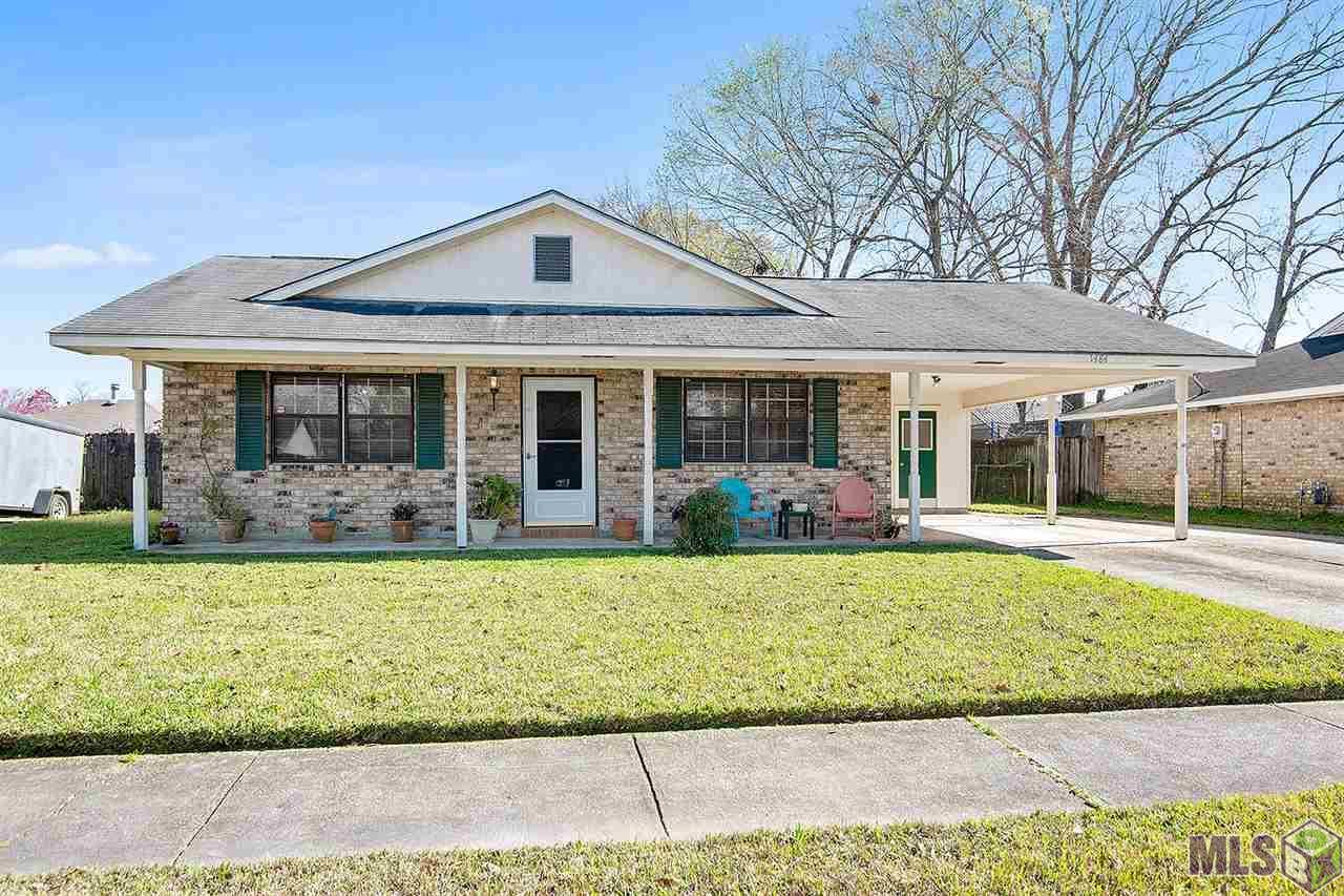 1484 S PECK DR, Baton Rouge, LA 70810