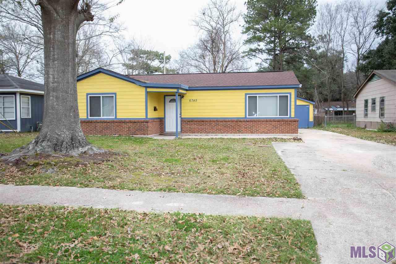 6745 SPRING DR, Baton Rouge, LA 70812