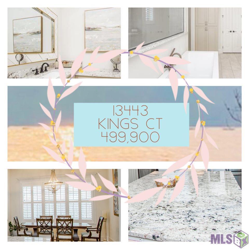 13443 KINGS COURT AVE, Baton Rouge, LA 70810