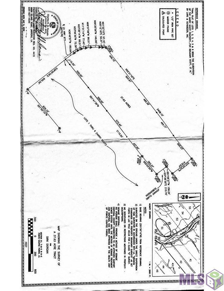 880 OVERTON ST, Maringouin, LA 70757