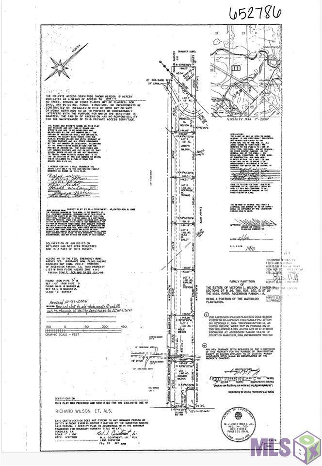 35616 SAM BAKER DR, Geismar, LA 70734