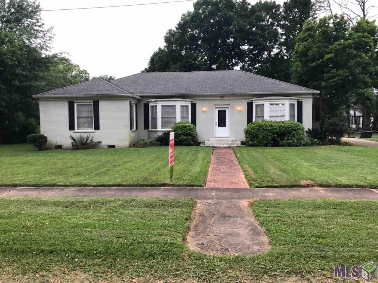 104 N HOLLY ST, Bunkie, LA 71322