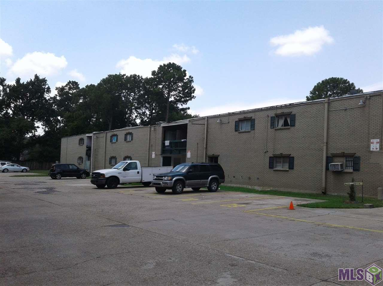 Great investment opportunity!! This is a 64 unit apartment complex with a lot of potential.
