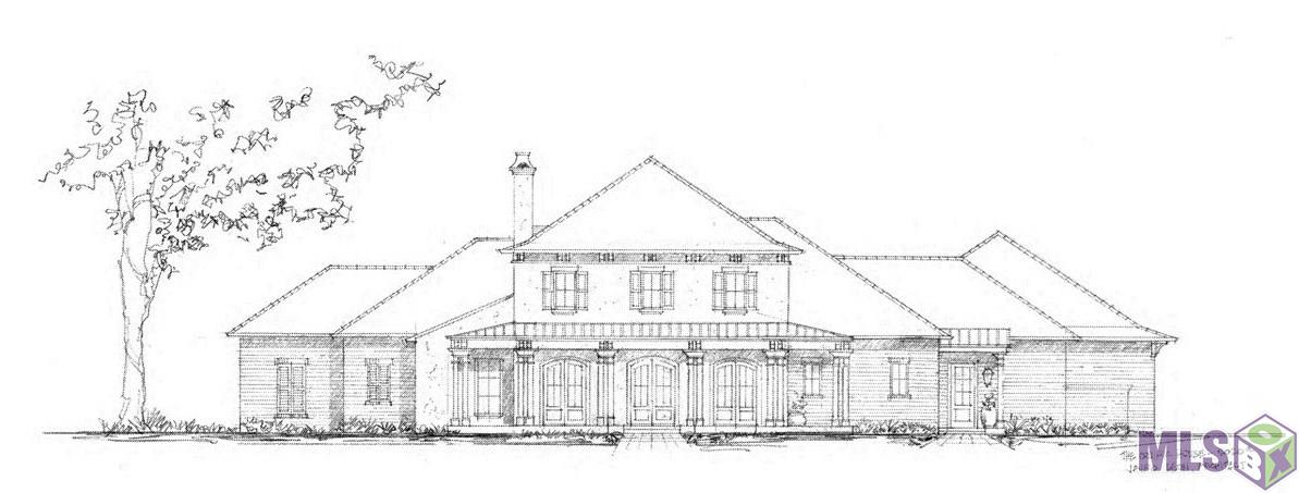 A stunning custom home designed by Jairo Leon Architect and built by Bond Construction. Sold before Processing