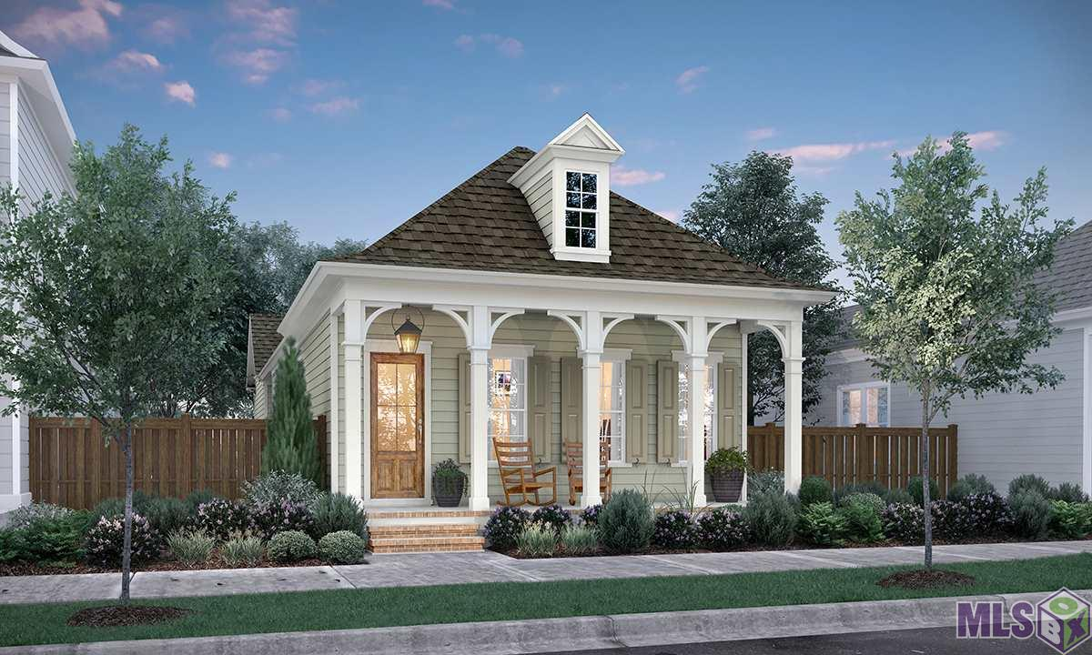 "Presold home, estimated completion on March 2020.    Conway is a ""walkable"" TND (Traditional Neighborhood Development featuring walking trails, parks, lakes and plans for a future clubhouse & pool, Community Amphitheater, restaurants, shops & much more!  *Pictures are not of actual home but are of the same floorplan, colors and options may vary."