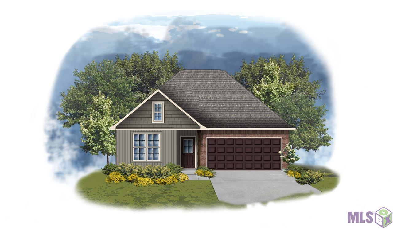 Ready by January 2021!  The YANCY II G in Camellia Cove community offers a 4 bedroom, 2 full and 1 half bathroom, open design.  Upgrades include luxury vinyl plank flooring in the master closet, upgraded granite countertops, stainless gas appliance package, and more! Special Features:  private water closet, double vanity, soaking tub, separate shower, and walk-in closet in the master suite, double vanity in the second bathroom, kitchen island, covered rear porch, recessed can lighting in the kitchen and living room, undermount sinks, birch cabinets throughout, luxury vinyl plank flooring in the living room, halls, and all wet areas, ceiling fans in the living room and master bedroom, Honeywell Smart Connect WiFi thermostat, Tuscan bronze plumbing fixtures, smoke and carbon monoxide detectors, post tension slab, automatic garage door with 2 remotes, seasonal landscaping package, architectural 30-year shingles, and more!   Energy Efficient Features:  tankless gas water heater, Frigidaire stainless appliance package, low E tilt-in windows, radiant barrier roof decking, and more!
