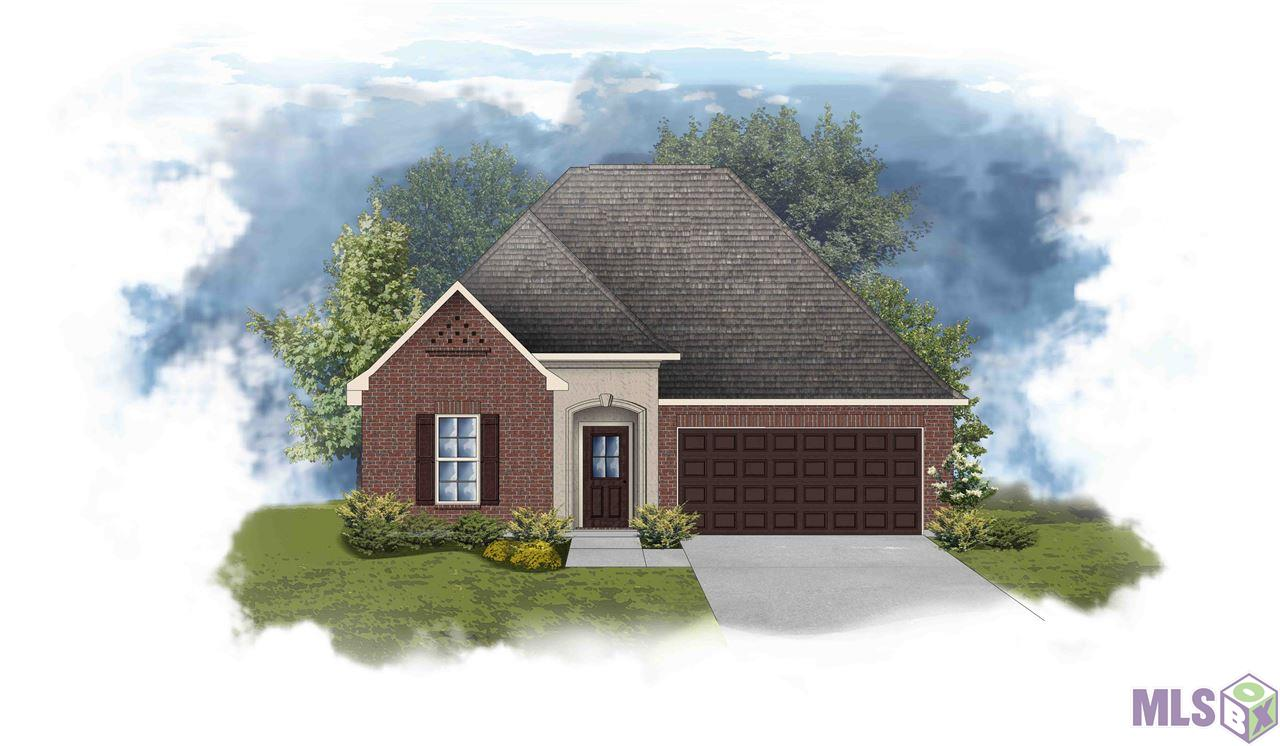 The TOULOUSE III A in Nickens Lake community offers a 3 bedroom, 2 full bathroom, open and split design.  Upgrades include luxury wood flooring in the master bedroom, upgraded granite counters, upgraded granite fireplace profile,  upgraded cabinets, and more!   Special Features:  private water closet, double vanity, garden tub, separate shower, and walk-in closet in the master suite, master closet walks through to the laundry room for added convenience, mud room with boot bench, kitchen island, walk-in pantry, covered rear porch, recessed can lighting, crown molding, undermount sinks, wood flooring in the living room and halls, ceramic tile flooring in all wet areas, decorative fireplace mantle, ceiling fans in the living room and master bedroom, Tuscan bronze plumbing fixtures, smoke and carbon monoxide detectors, post tension slab, automatic garage door with 2 remotes, seasonal landscaping package, architectural 30-year shingles, and more!   Energy Efficient Features:  tankless gas water heater, Frigidaire stainless steel appliances with gas range, low E tilt-in windows, radiant barrier roof decking, and more!