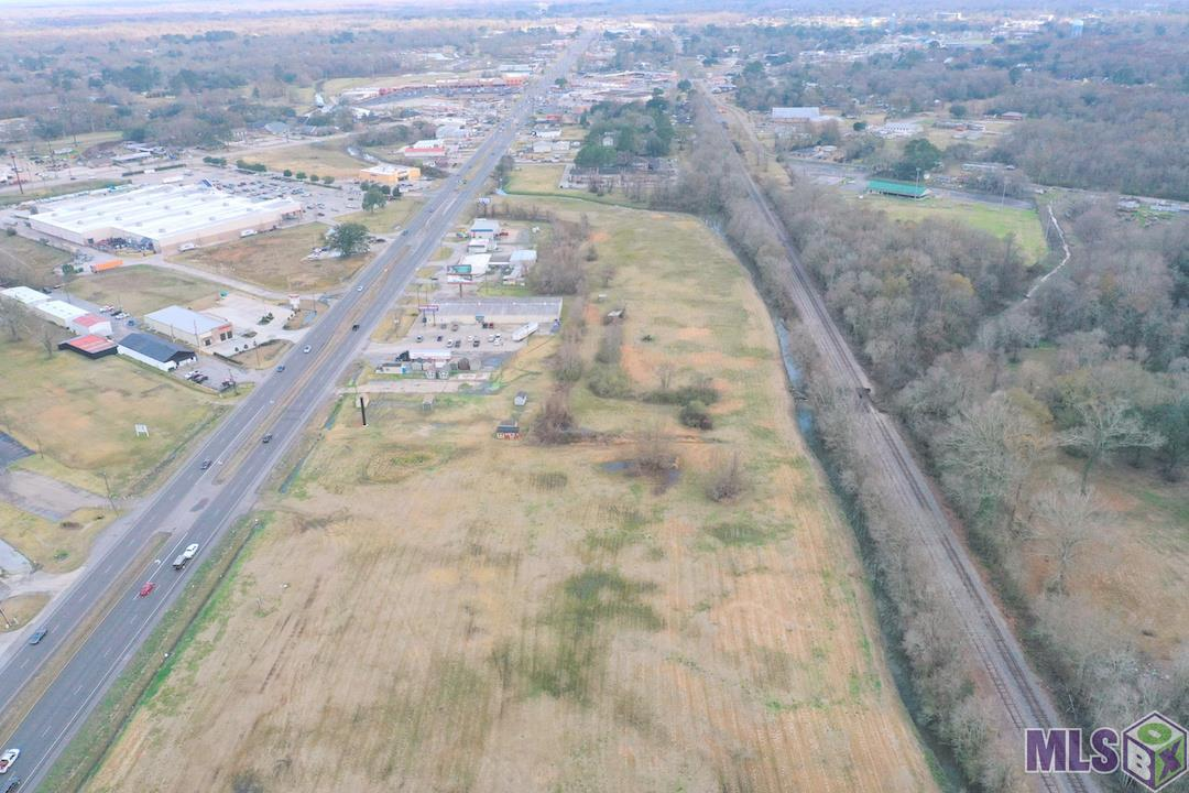 PRIME LOCATION IN ASCENSION!  Cleared 4.61 acreage (2 tracts) situated near existing median cuts with excellent visibility and frontage on Airline Hwy. Utilities located on or near site. Located in Flood Zone X. *Additional 7.21 acres available as well next to this property* 2019 AADT 26,714 vehicles per day. Mixed Use zoning district offers a wide range of permitted uses such as Hospitality, Industrial, Multi-Family, Office, Residential (Single Family), Retail, Retail-Pad, Self Storage, Vacation/Resort, Other.