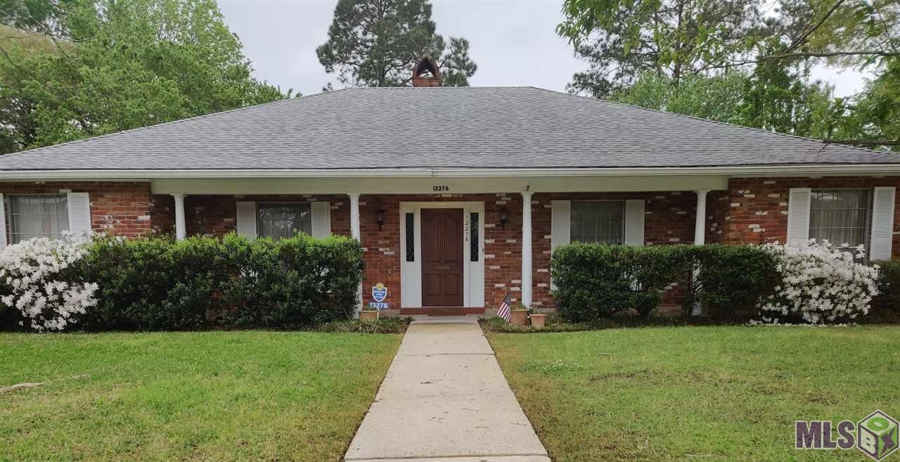Flood Zone X!  Did not flood in 2016!  Great bones.  New HVAC in 2020.  Home has great curb appeal and a livable floor plan!  Come take a look ASAP!