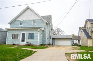 MLS #QC4220779 - 207 2ND Avenue South, Albany, IL 61230