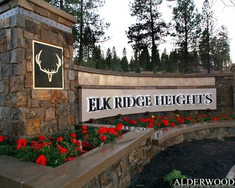 Lots are located in upscale gated community of Elk Ridge Heights.  They have beautiful panoramic easterly views that also provide shade on hot summer evenings.  Ready to build lots with all utilities stubbed on lower half of property.  Buildable lots come with a geotechnical engineering report and topographic land survey.  Conceptual design renderings depict actual views and are one of many ideas for potential home on lot.  Need shop space? Combine with adjacent lot to double size.