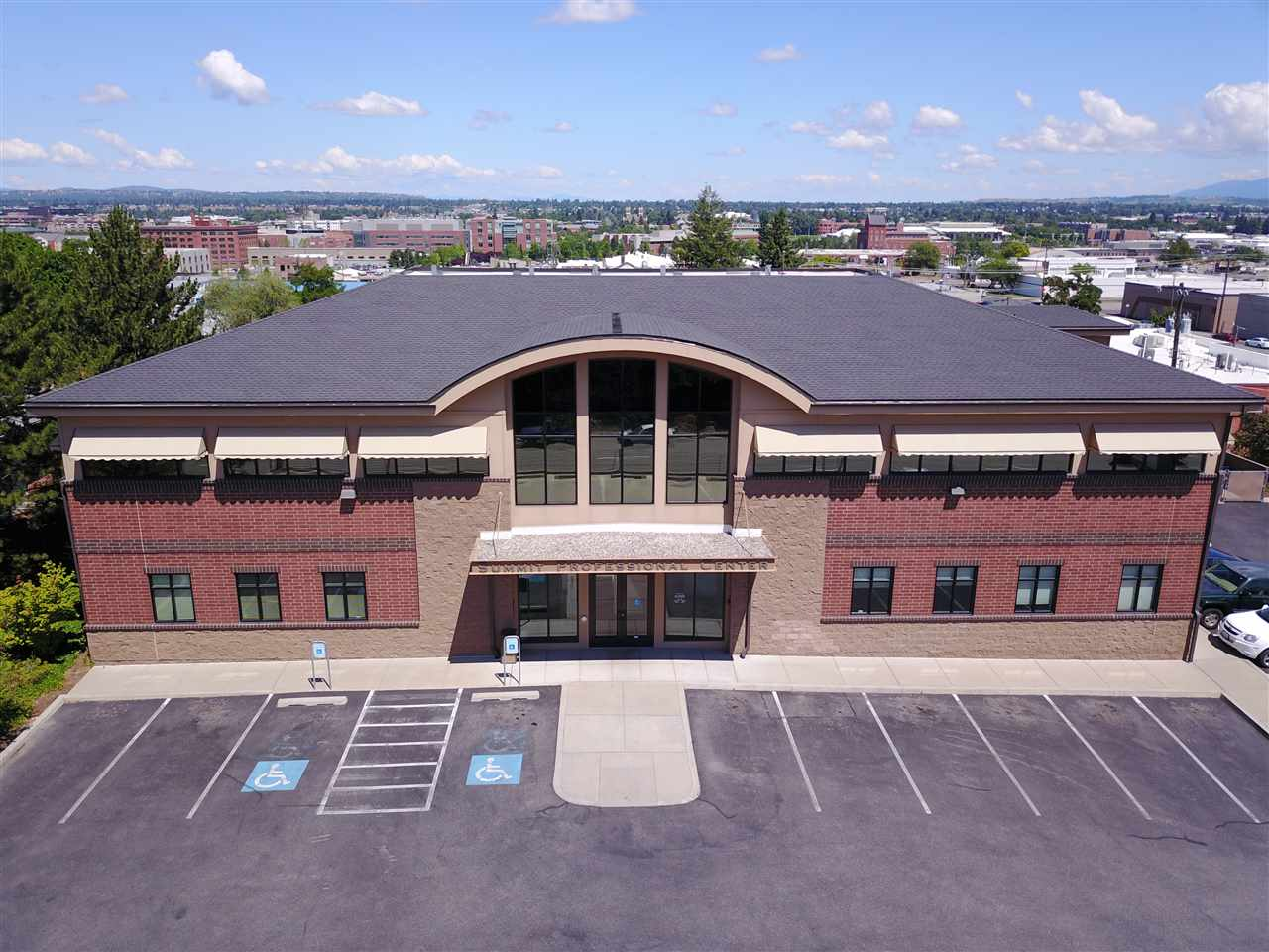 Ideal opportunity for owner/occupant entire 2nd floor.  Quality constructed brick 2 story Class B+ Medical office building.  Elevator.  Ample parking. Main floor fully occupied with long term NNN lease.  Second floor available for lease and/or owner occupant.   7.7 Cap.  EZ I-90 access.  Daily Traffic count 11,500